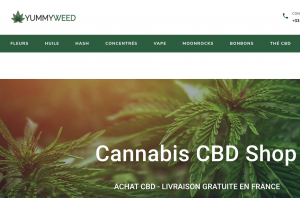 yummyweed meilleur site cbd fiable